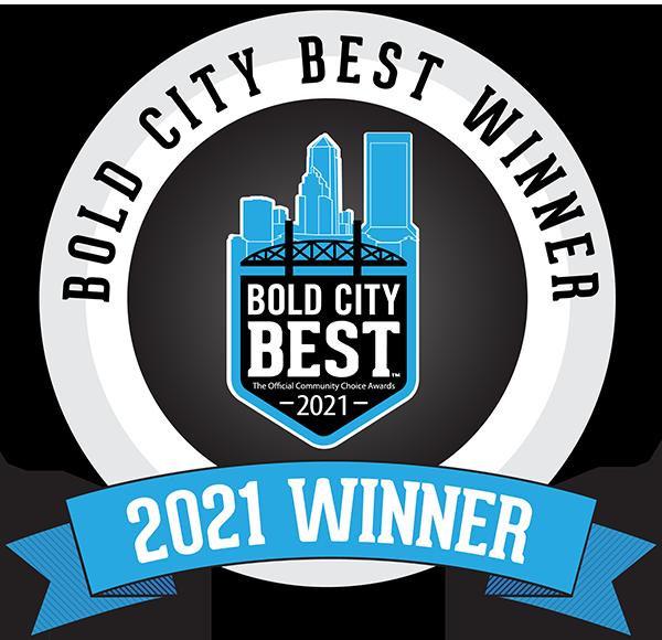 Bold City Best Winner illustration badge
